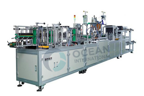 N95 Mask Making Machine manufacturer